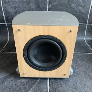 Eltax 'The Real Sound' Subwoofer In Beech (Possibly Liberty Series)