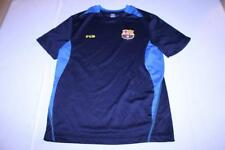 Men's FC Barcelona S Soccer Futbol Jersey (Navy Blue) FCB