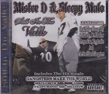 Mister D,Sleepy Malo Still in The Valle CD New Sealed