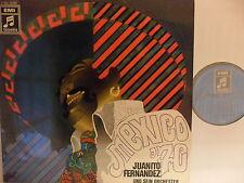 Juanito FERNANDEZ-Mexico'70-LP D-EMI c052-28660