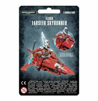 Craftworlds / Eldar Farseer Skyrunner - Warhammer 40k - Brand New! 46-19C