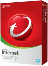 Trend Micro Internet Security 2020 3 Pc / 1 year
