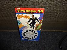 Hammerman MC Hammer  1991  sealed  View Master Pack Reels  MOC