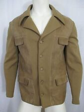 VINTAGE MADE IN ISRAEL EXPRESSLY FOR BULLOCK'S COAT JACKET SIZE LARGE VIC-THOR1