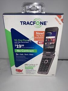 Zte cymbal T lte For Android Tracfone