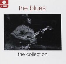 BLUES CD MUDDY WATERS,T-BONE WALKER,SON HOUSE,CHAMPION JACK DUPREE AND MORE