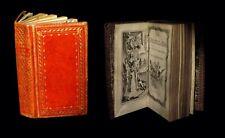 [Reliure] VOLTAIRE / EISEN - La Henriade [Ed. dite des Damnés]. 1746.