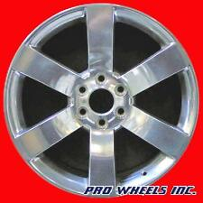 "CHEVROLET TRAILBLAZER ENVOY 2006 2007 2008 2009 20"" POLISH OEM WHEEL RIM 5254"