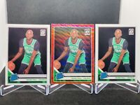 2019-20 Donruss Optic TMALL Tacko Fall Rated Rookies Red Wave Lot SP CELTICS