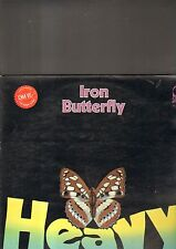 IRON BUTTERFLY - heavy LP