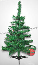 CHRISTMAS TREE 2 FT GREEN TABLE TOP 60 TIPS NATURAL STYLE ARTIFICIAL TREE