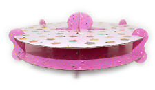 2 tier design Cup Cake Gâteau Pop Lollipop Plate-forme Décoration Pour Fête