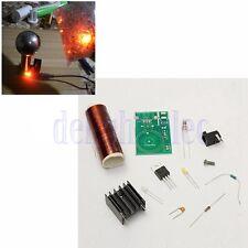 DIY Bobina di Tesla Kit Arc Wireless Electric Power Transmission Accensione DB