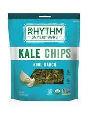 Rhythm Superfoods Organic Kool Ranch Kale Chips, 2 Ounce - 12 Per Case