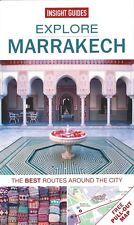 Insight Guides Explore Marrakech (Morocco) *FREE SHIPPING - IN STOCK - NEW*