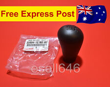 GENUINE TOYOTA CELICA GT4 COROLLA HIACE TACOMA CROWN CAMRY GEAR SHIFT KNOB NEW