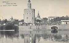 SPAIN - Sevilla - Torre del Oro - Hauser y Menet