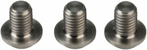 Cane Creek eeWings Titanium Direct Mount Chainring Bolts Bag of 3
