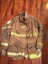 Firefighter Globe Turnout Bunker Coat 48x35 G Xtreme Halloween Costume