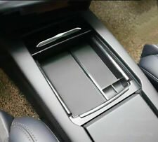 ABS Center Console Tray Storage Case Box Container For TESLA MODEL X 2016-2017