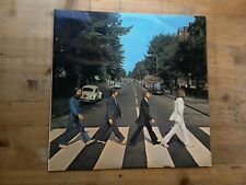 The Beatles Abbey Road -2/-1 1st Press VG/GD Vinyl LP Record PCS 7088 See Notes