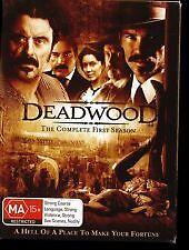 Deadwood The Complete First Season DVD      C2