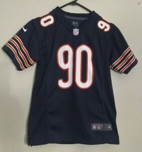 Nike Chicago Bears #90Julius Peppers Onfield Youth Boys Jersey Size Medium