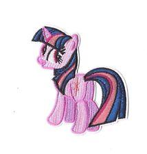 TWILIGHT SPARKLE IRON ON / SEW ON PATCH Embroidered Cartoon MY LITTLE PONY PT217