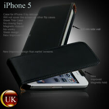 Case For IPhone 5 LEATHER PHONE cover WITH magnetic  FOR Apple iPhone 5