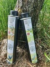 Huile d'Olive BIO AOP Haute Provence Fruité Vert Produit du Terroir Unique luxe
