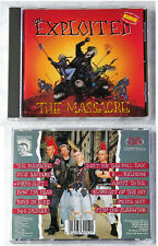 EXPLOITED The Massacre .. 1990 Rough Justice CD