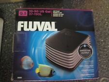 NEW!! FLUVAL Q.5 Air pump 10-50 Gallon Aquariums (A849)