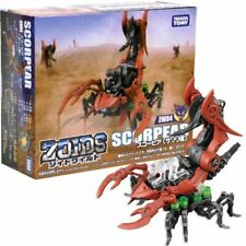 Takara Tomy ZOIDS ZW04 SCORPEAR (S) Scropion Type 1/35 Action figure toy motion