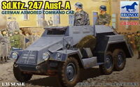 Bronco Models 1/35 German Armoured Command Car Sd.Kfz.247 Ausf.A