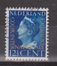 D22 Dienst zegel 22 used gest. NVPH Netherlands Nederland Pays Bas COUR