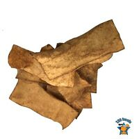 Rawhide Chips Smoked Flavor Dog Chews (2 or 5 Pounds) 100% All-Natural