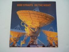 Dire Straits On the Night Cardboard LP Record Photo Flat 12X12 Poster