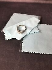10 PCS LOT - Jewelry Polishing Cloth For Silver And Gold - Individually Wrapped