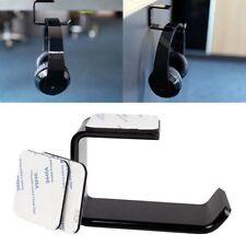 Acrylic Headset Headphone Holder Earphone Hanger Wall Display Bracket Stand Tw