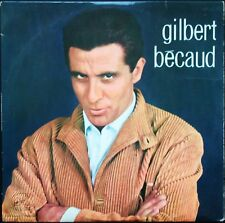 GILBERT BECAUD LE BATEAU BLANC 25CM BIEM PATHE FDLP 1108