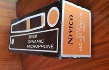 Vintage 1960's Nivico Microphone