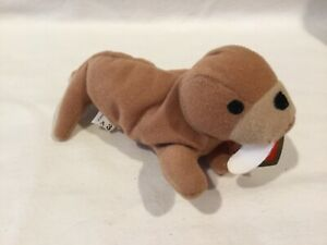 McDonalds Teenie Beanie Babies - Tusk the Walrus