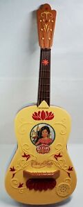 Storytime Princess Guitar Elena Of Avalor Disney Toy Tested and Works FAMOUSLY