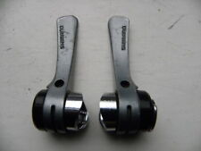 SHIMANO EXAGE SL-A500 DOWNTUBE SHIFTERS / 7 SPEED 105 600 dura ace
