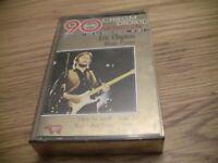 "Eric Clapton ""Blues Power"" Cassette Tape with paper label"