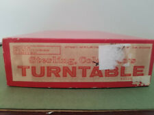 Scale Structures Limited 70 to 90 foot turntable kit 122A