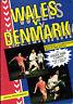 09.09.1987 Wales - Dänemark / Denmark, EM-Qualifikation in Cardiff
