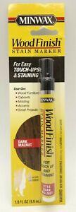 MINWAX Wood Finish Semi Transparent Stain Marker 2716 Dark Walnut - 63487 - NEW