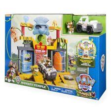 PAW PATROL TRACKER TEMPIO DELLE SCIMMIE GIUNGLA Jungle Rescue Monkey Temple