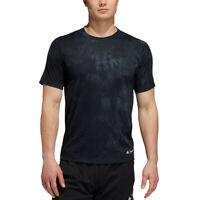 adidas Mens FreeLift Parley T Shirt Tee Top - Black Sports Gym Breathable